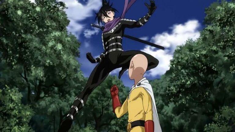 5 лучших боев Сайтамы в One Punch Man (Ванпанчмен)