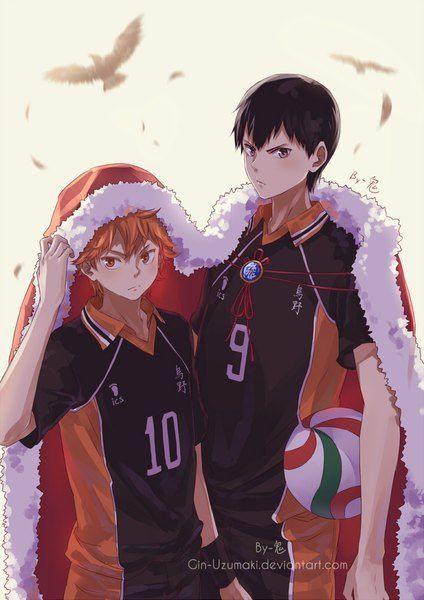 Аниме Волейбол Хината и Кагеяма (18)