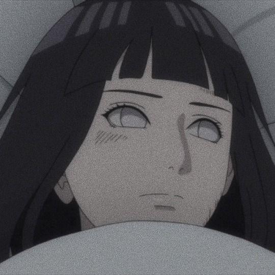 Арт Хината из аниме Наруто (11)