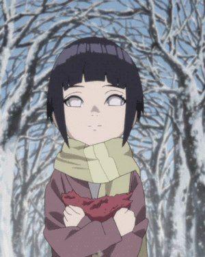 Арт Хината из аниме Наруто (17)
