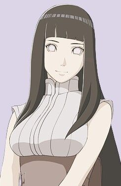 Арт Хината из аниме Наруто (24)