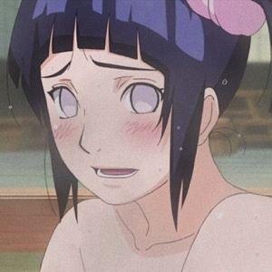 Арт Хината из аниме Наруто (25)