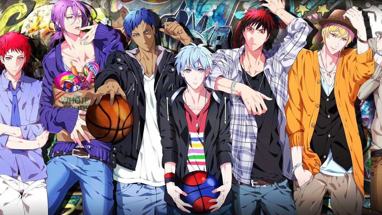 Баскетбол Куроко выходит на Netflix   Вот что вы должны знать