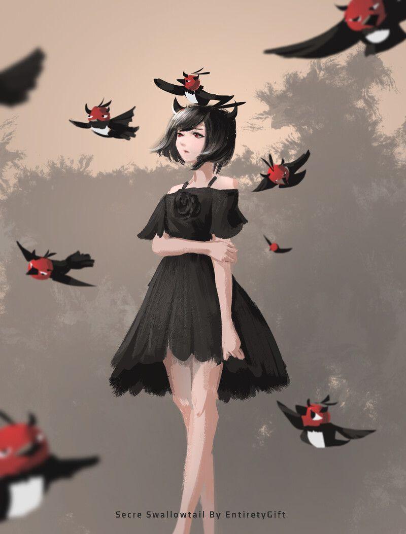 Черный Клевер Неро арт картинки (16)