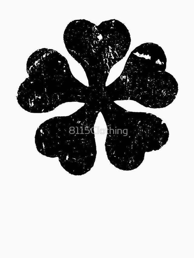 Черный Клевер татуировки в картинках (13)
