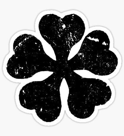 Черный Клевер татуировки в картинках (21)