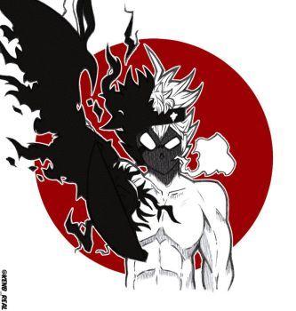 Черный Клевер татуировки в картинках (23)