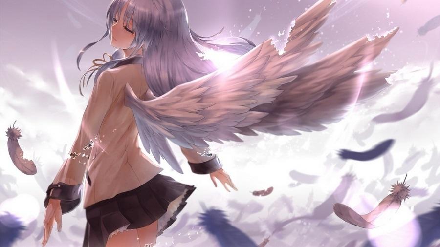 Девушка Юри из ангельских ритмов, топ фото 17