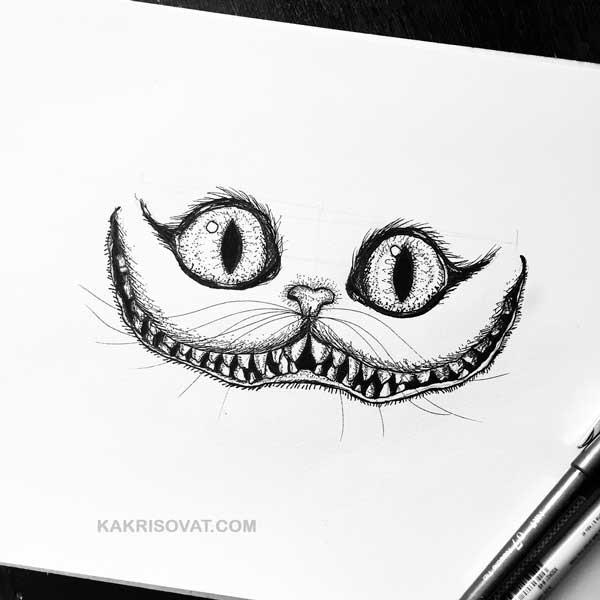 Для практики рисунки для скетчбука в стиле аниме 22