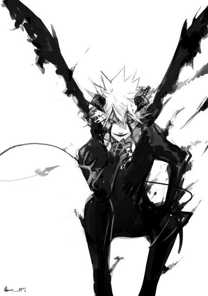 Картинки Либе демон Черный Клевер