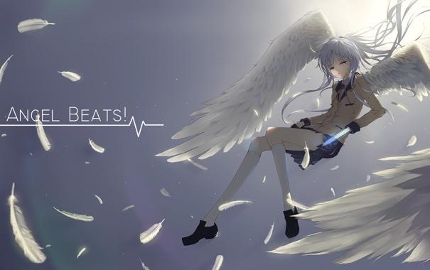 Картинки аниме девушек из ангельские ритмы 12
