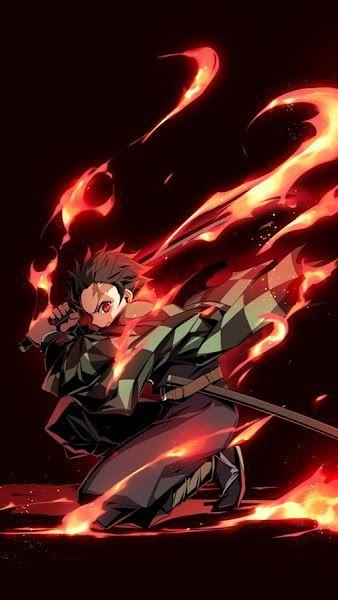 Клинок, рассекающий демонов Kimetsu no Yaiba арты, лучшая подборка (41)