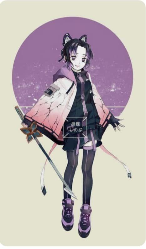 Клинок, рассекающий демонов Kimetsu no Yaiba арты, лучшая подборка (43)