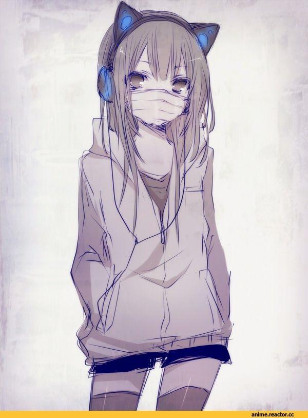 Красивые аниме авы для девушек 01