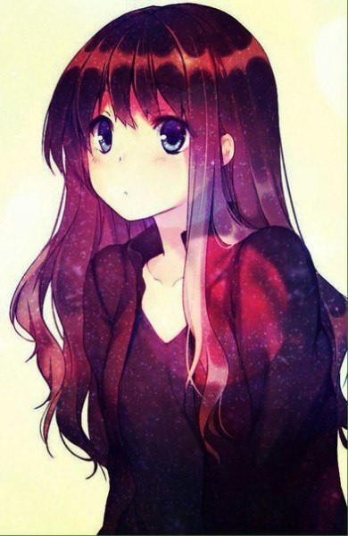 Красивые аниме авы для девушек 11