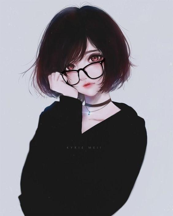 Красивые аниме авы для девушек 20