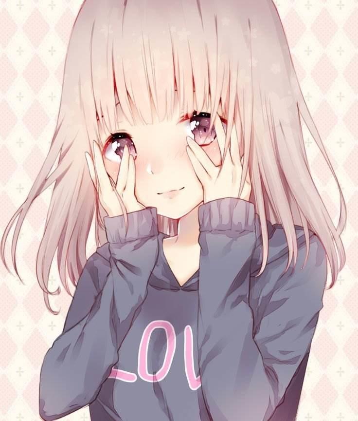 Красивые аниме авы для девушек 22