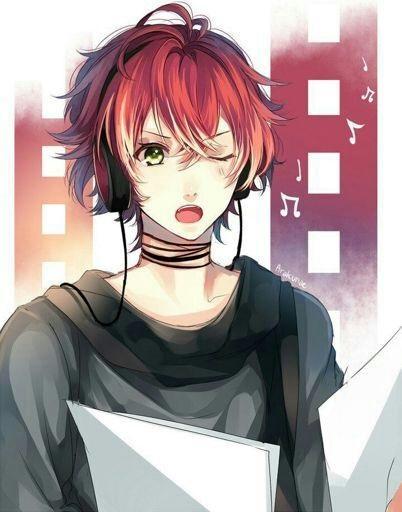Красивые аниме авы для парней 05