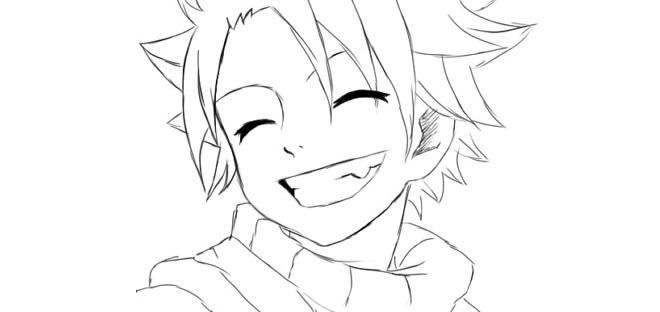 Красивые аниме рисунки для срисовки, легкие и красивые 24