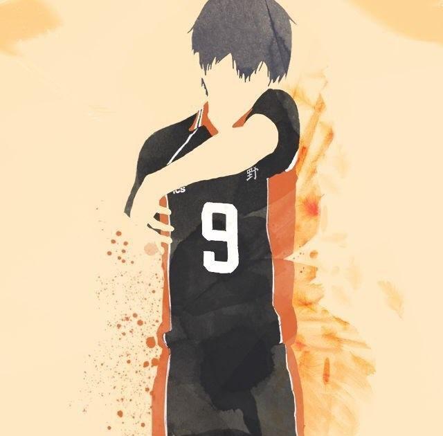 Красивые аниме волейбол обои на телефон 02