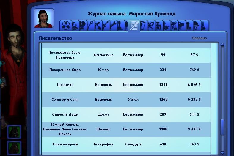Красивые имена и фамилии в симс 4 03