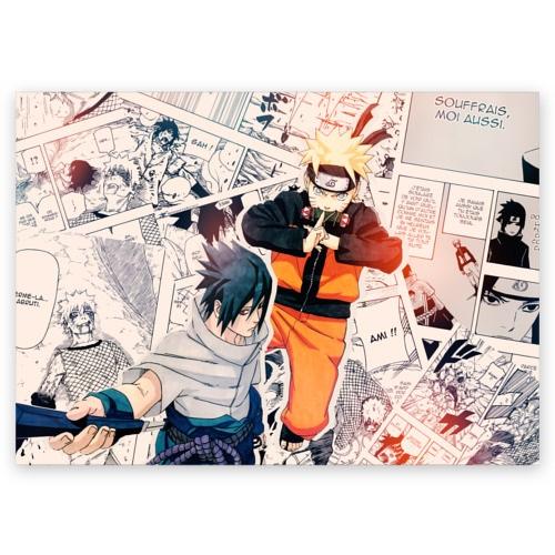 Красивые открытки С днем рождения Наруто 17