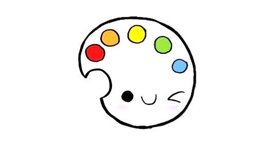 Маленькие рисунки, простые для детей 05