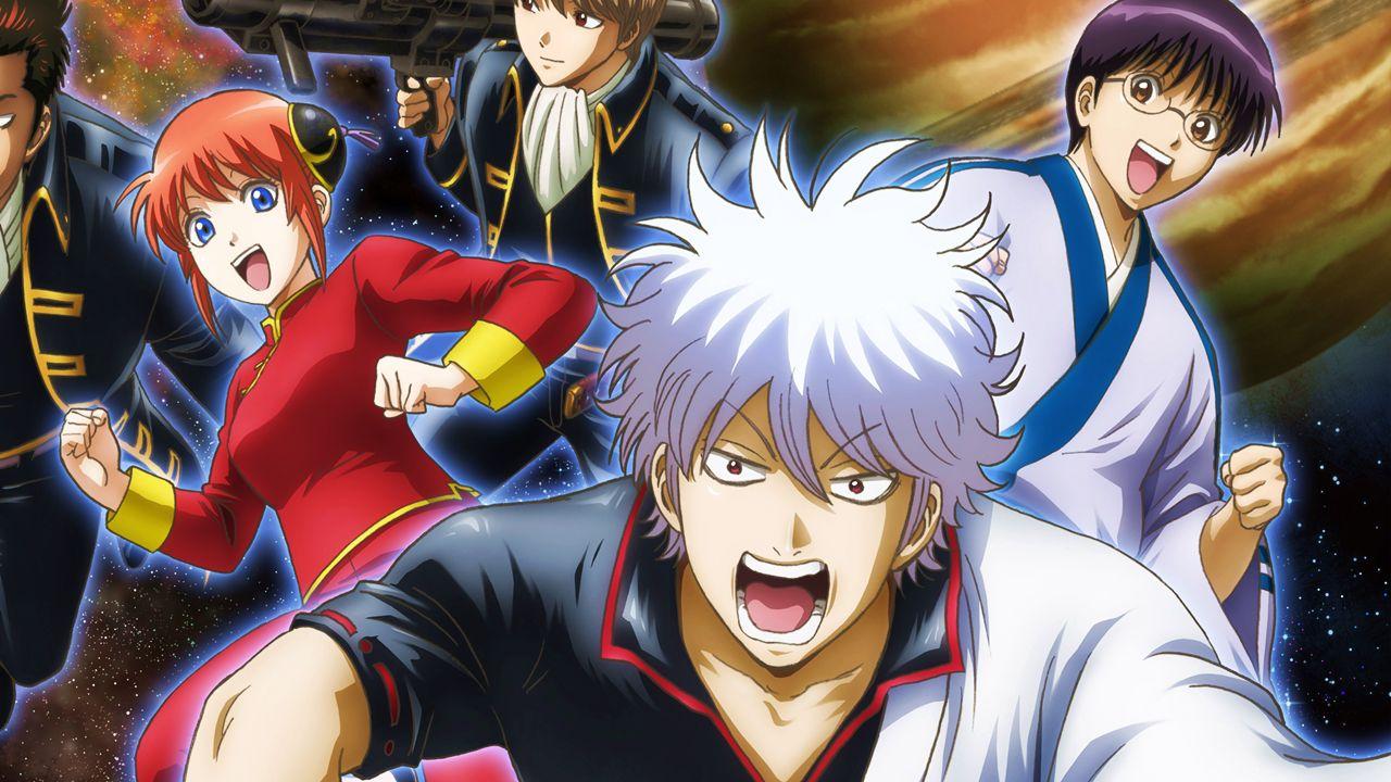 Новый трейлер анимационного спецвыпуска Gintama The Semi Final 1
