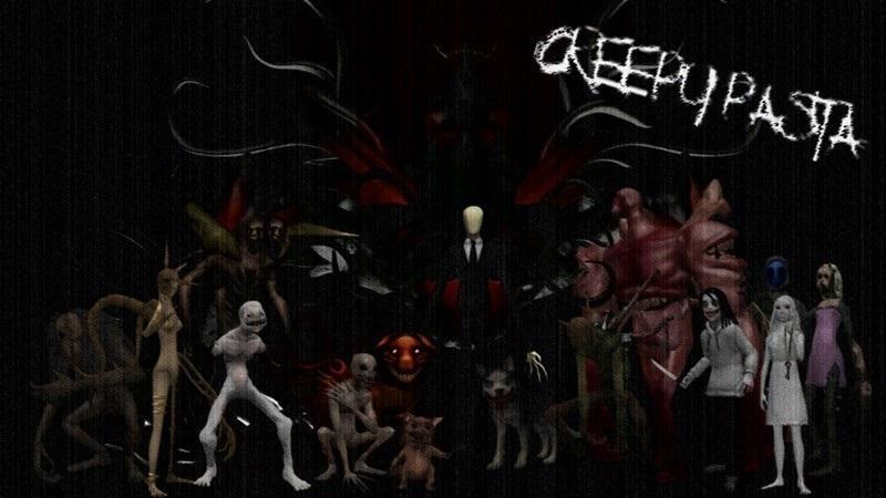 Прикольные картинки красный ангел крипипаста 14
