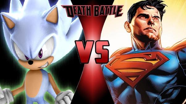 Супермен или Соник