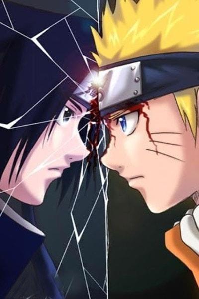 Топовые аниме обои на телефон наруто 09