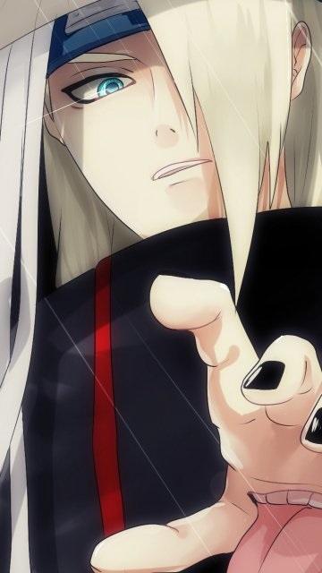 Топовые аниме обои на телефон наруто 14