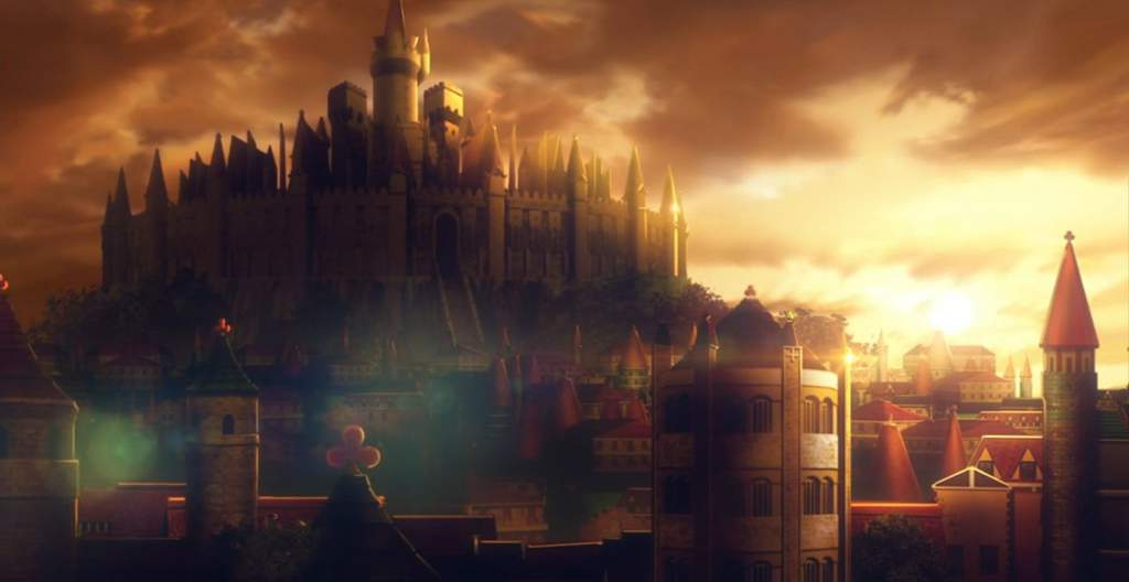 В аниме «Черный клевер» раскрывается больше ролей в арке «Королевство Клевера против Королевства Пиков»