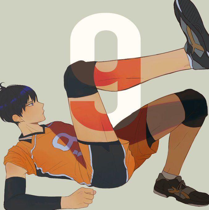 Аниме Волейбол Атсуму и Кагеяма (21)