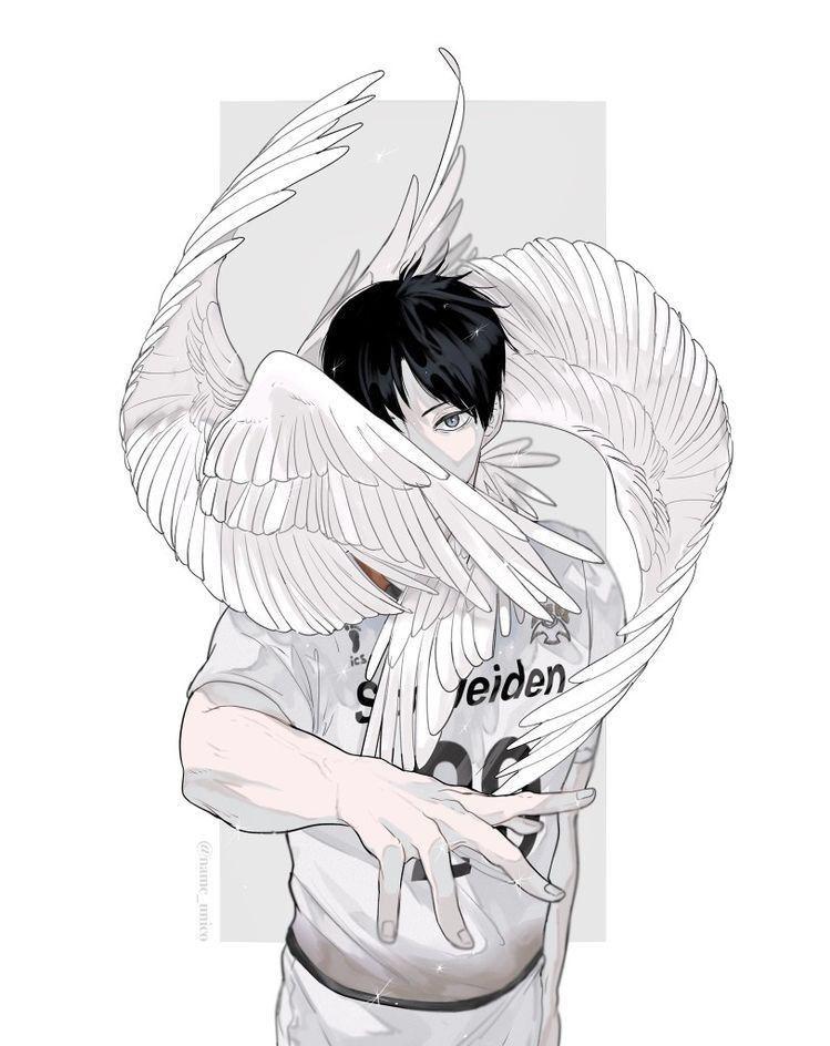 Хината Шоё и Тобио обои на телефон (14)