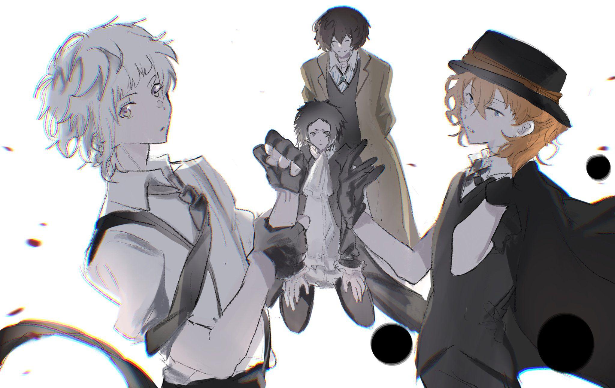 Красивые авы для КС аниме (8)