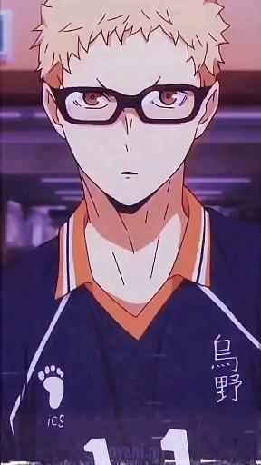 Аниме волейбол Цукишима, картинки 3