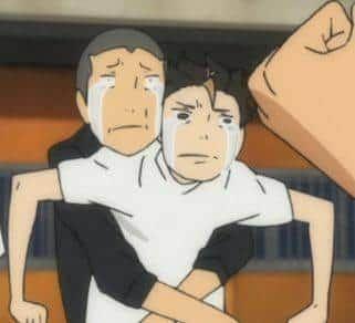 Аниме волейбол Танака, прикольные картинки 13