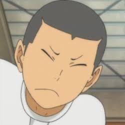 Аниме волейбол Танака, прикольные картинки 2