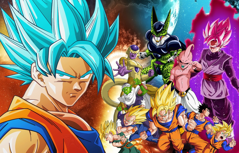 Dragon Ball Super и его команда