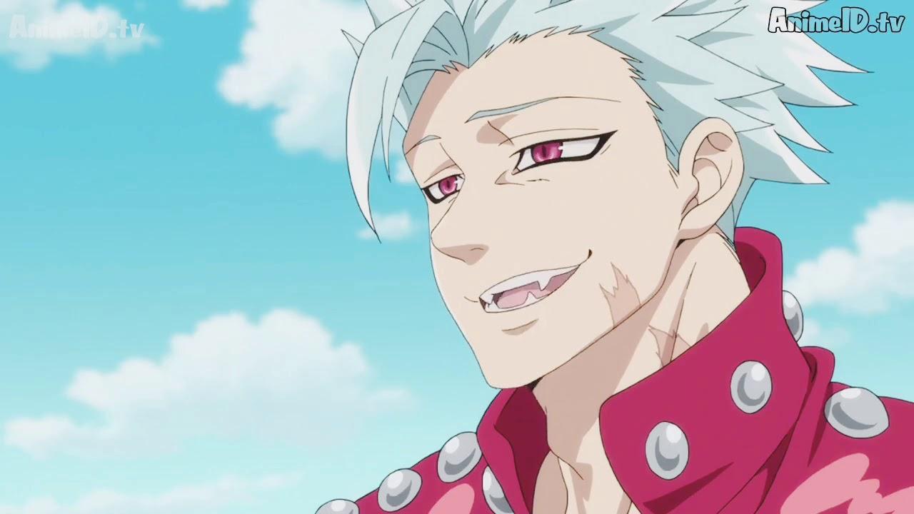 Интересных персонаж Бан из аниме семь смертных грехов