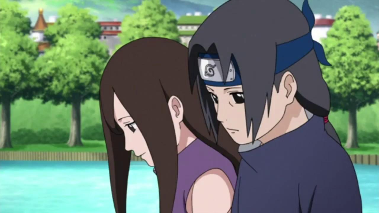 Итачи встречает Изуми Учиху