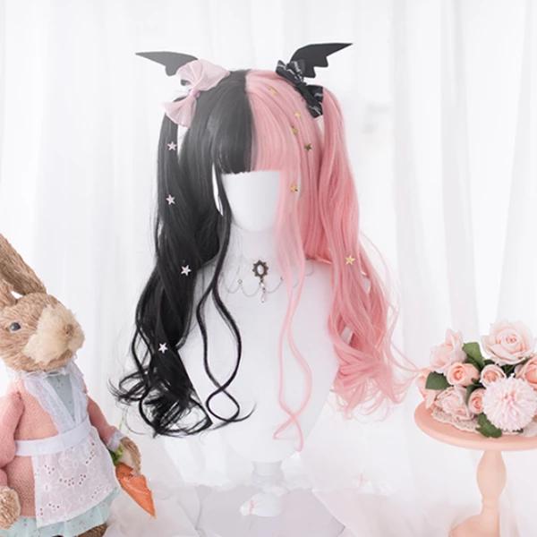 Красивые аниме девушки с черными волосами 39