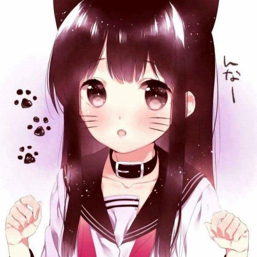 Красивые аниме картинки на аву для девушек 06