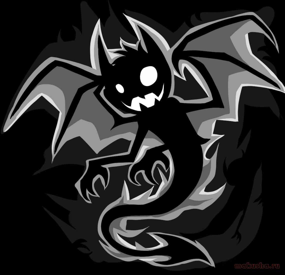 Крутые картинки для срисовки демоны аниме 01