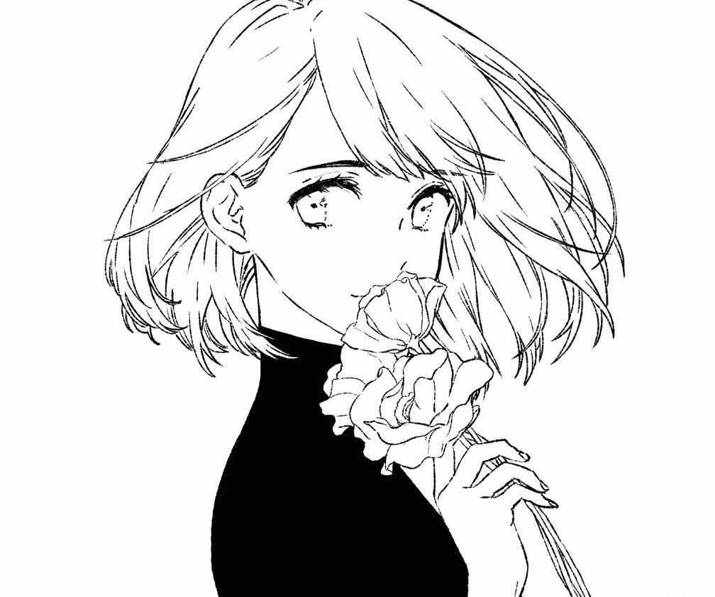 Крутые картинки для срисовки демоны аниме 06