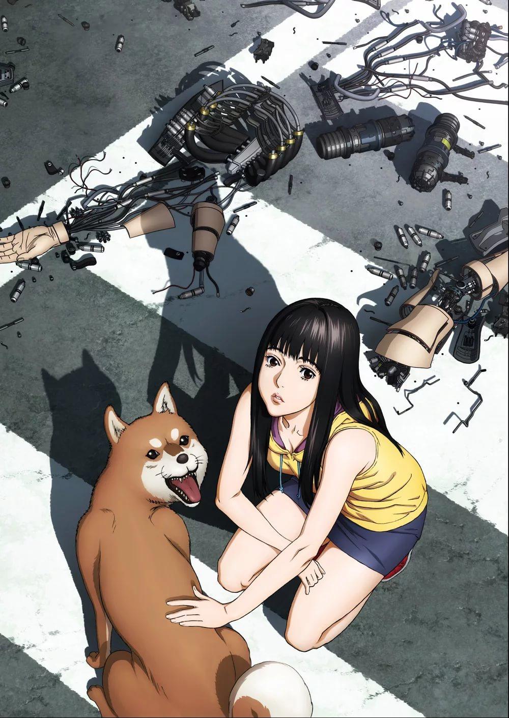 Крутые картинки с аниме Инуяшики 1