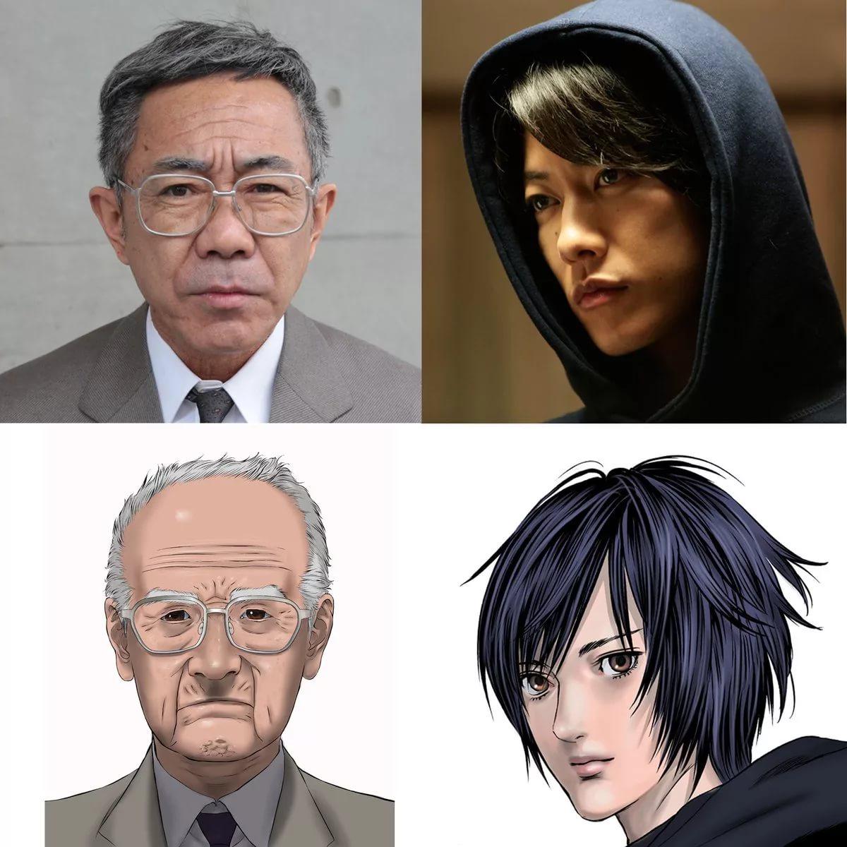 Крутые картинки с аниме Инуяшики 3