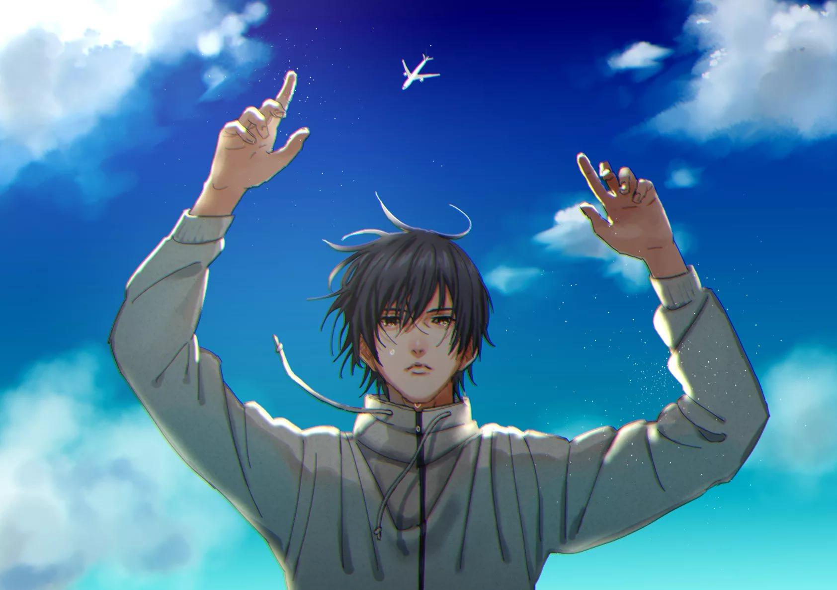 Крутые картинки с аниме Инуяшики 5