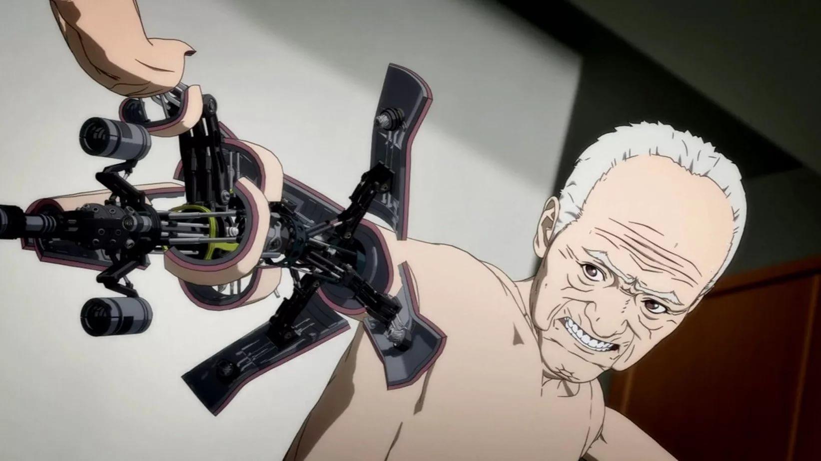 Крутые картинки с аниме Инуяшики 7